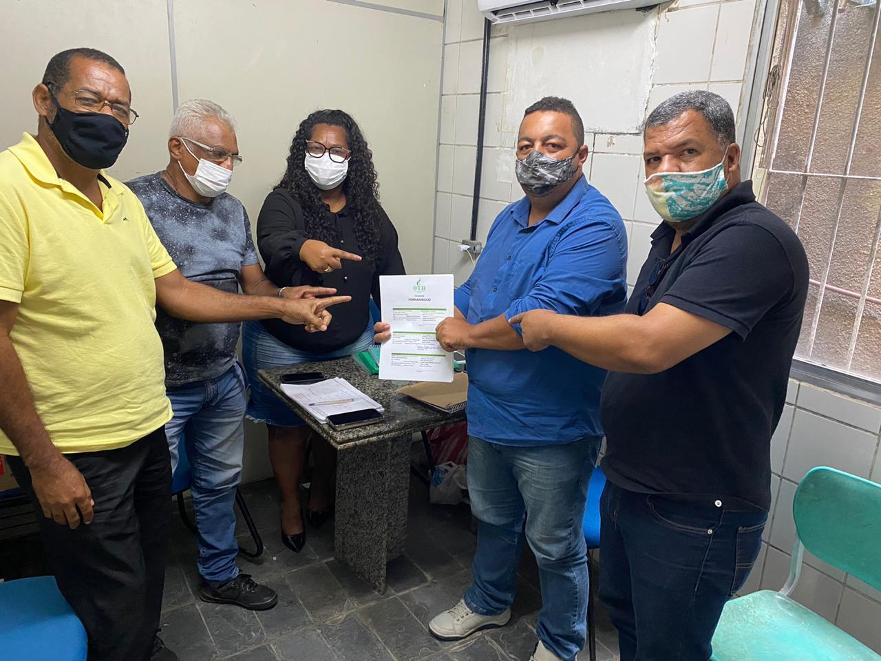 Seccional OTB de Pernambuco reunida em Recife